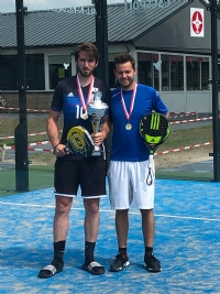 Clubkampioenschappen Padel: the winners!